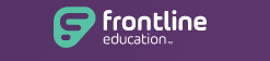Frontline Education Logo and Link